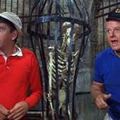 Bob Denver & Alan Hale Jr - Sitcoms Online Photo Galleries