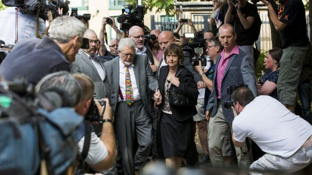 Rolf Harris accusers seeking money or fame, court hears - The Sydney Morning Herald