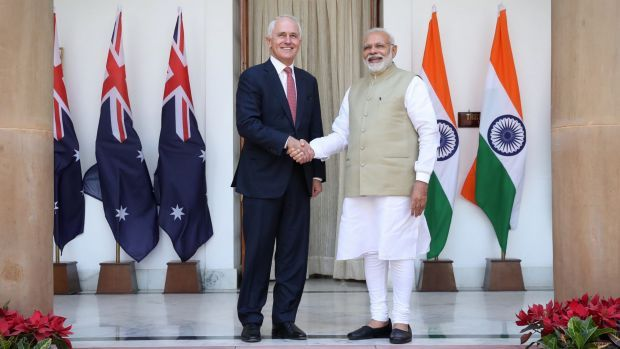 Malcolm Turnbull kills off Tony Abbott's India free trade deal, for now - The Sydney Morning Herald