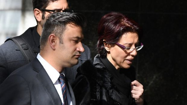 Holidays, flash cars, jewellery: ICAC hears of Eman Sharobeem's $685000 spending spree - The Sydney Morning Herald