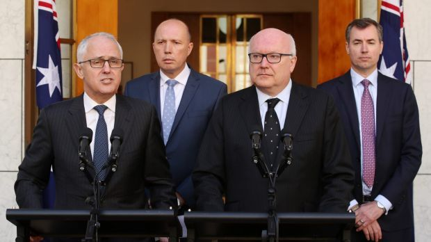 UK Home Office a curious model for Malcolm Turnbull's Home Affairs Ministry - The Sydney Morning Herald