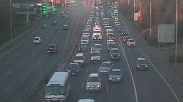 Sydney traffic: Crash closes M5 westbound during evening peak - The Sydney Morning Herald