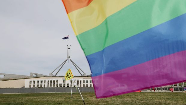Mental health groups sound alarm over dramatic same-sex marriage survey spike