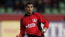 Leverkusens Arturo Vidal hat beim Spiel gegen Bochum einen Bruch der