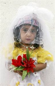 Child Brides, Stolen Lives: The Problem of Child Marriage | The Marc