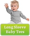 Lord of The Stacking Rings Long Sleeve Baby T Shirt Cute Funny Infant
