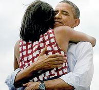 Obamas in love: The most retweeted moment in history | The Sundaytimes