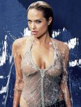 Scarlett Johansson, Angelina Jolie and Beyonce Knowles on Playboy�s
