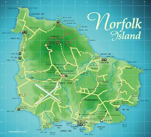 Norfolk Islands Surf Trip Destination and Travel Information by