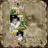 Tangie Baxter Designs Photo Gallery  Sweet Little Lexie