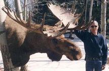 Siberian Moose  9th in the World
