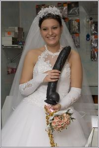 dildo, Bad wedding photos, Funny Wedding Photos, worst wedding, bad