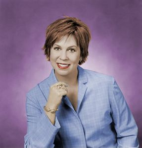 Vicki Lawrence - Comic - Peerie Profile