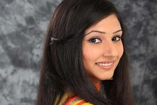 Disha Parmar (Pankhuri) of the Star Plus hit show Pyaar Ka Dard Hai