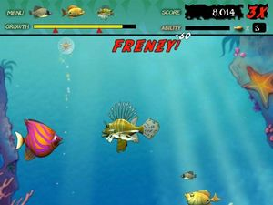 Feeding Frenzy, trial Feeding Frenzy download free, free Feeding