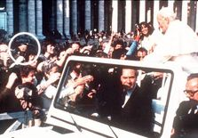Man who shot Pope John Paul II freed from Turkish jail  Democratic