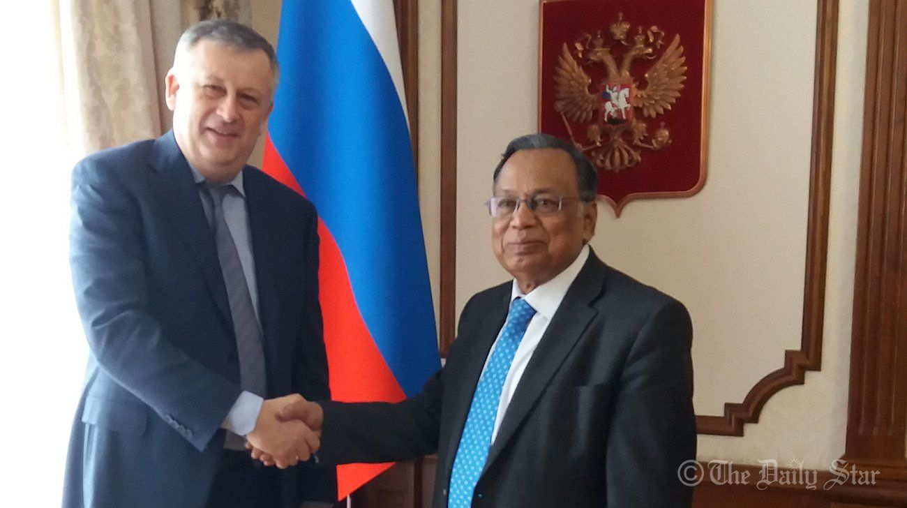 Russian governor wants to recruit doctors from Bangladesh