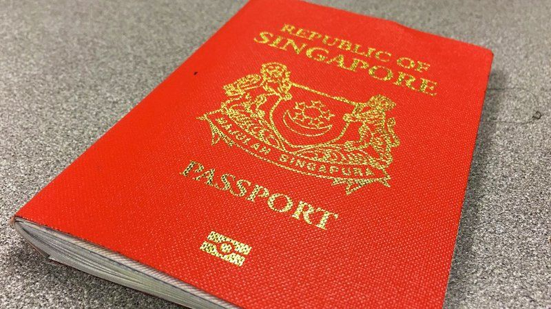 Singapore, Germany passports tie as world's most powerful