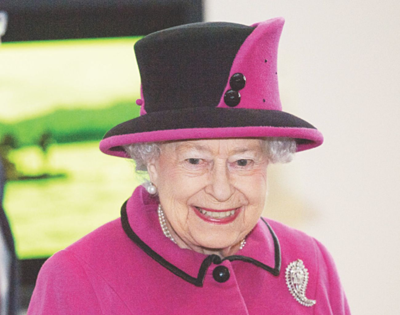 UK Queen celebrates 91st birthday