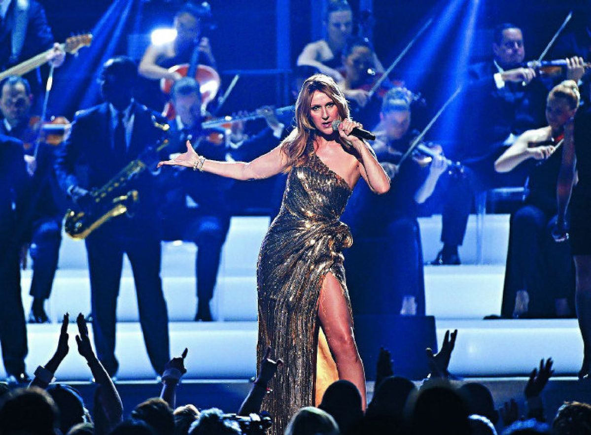 Céline Dion joins 'The Voice'