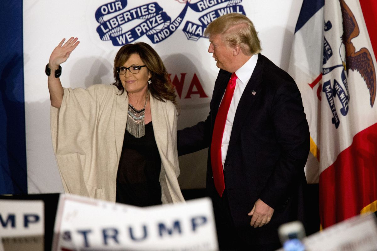 Can Sarah Palin see Ottawa from her house?: DiManno