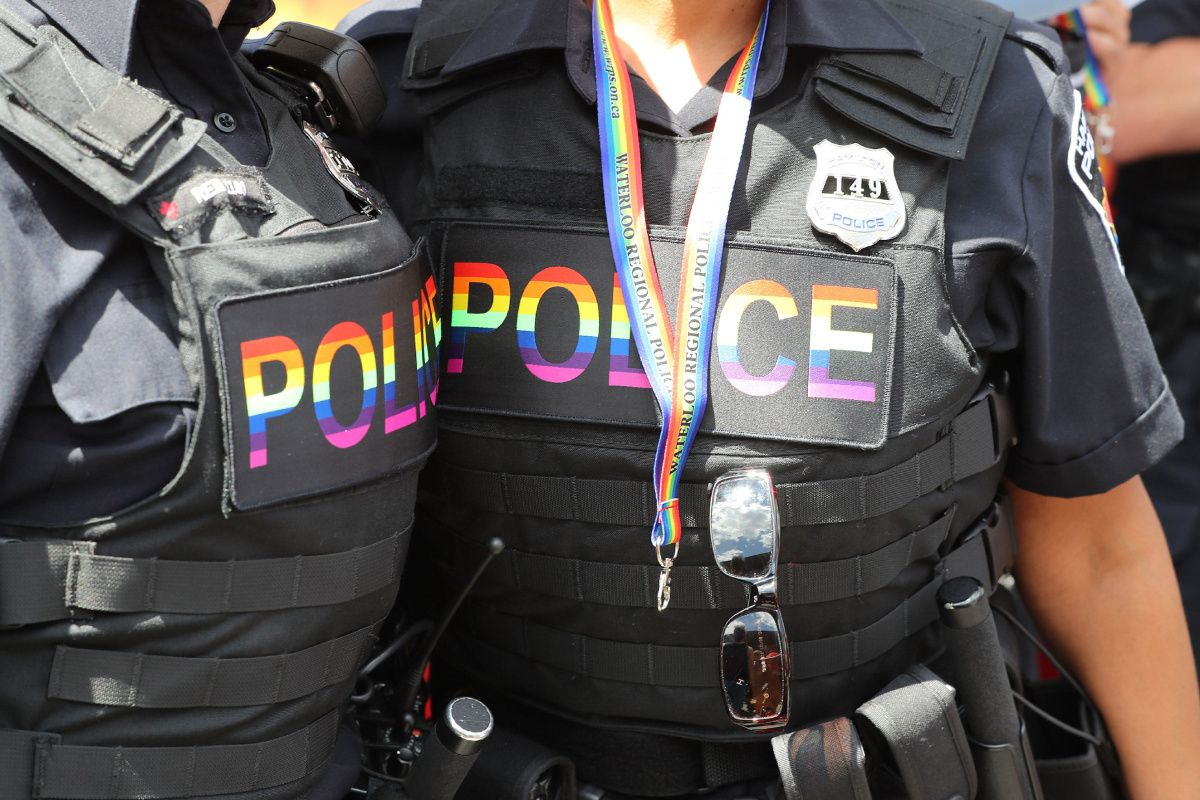 Toronto police welcome at Pride celebrations, but not in uniform