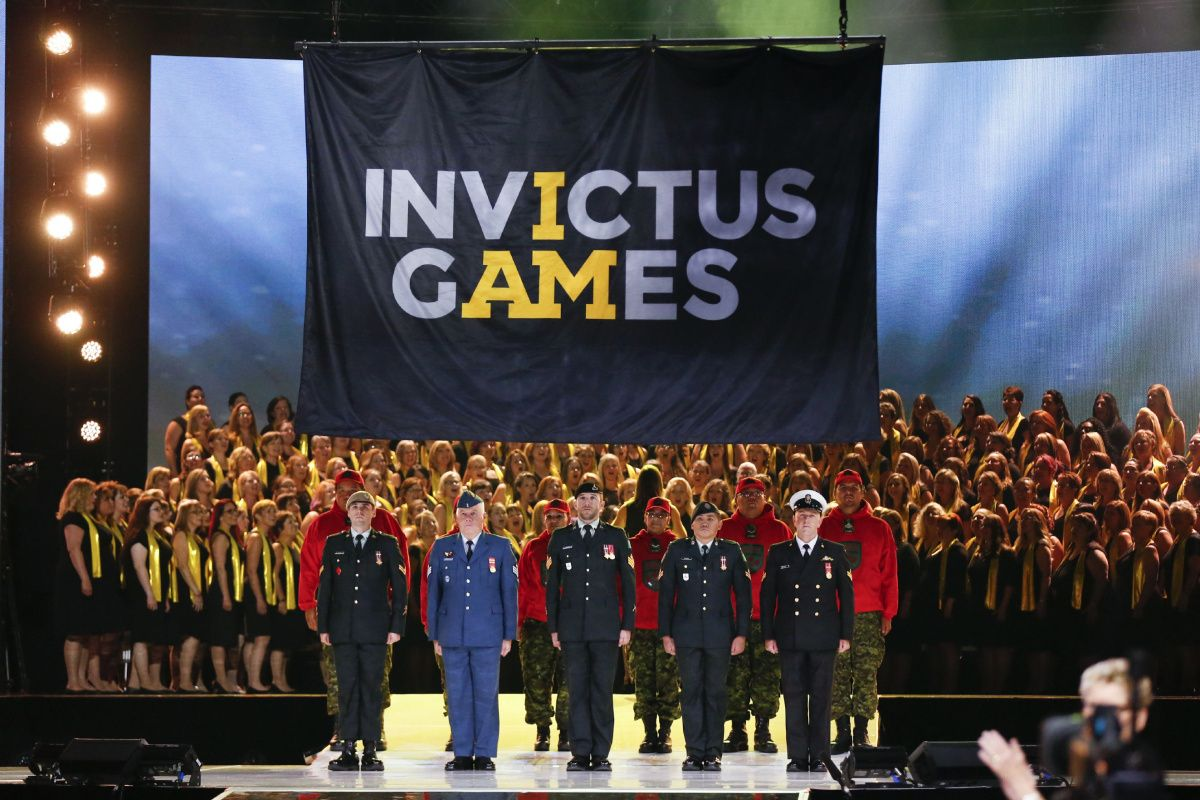 Illness and injury can 'be a source of tremendous strength': Prince Harry, Justin Trudeau join 550 competitors for opening of Invictus Games