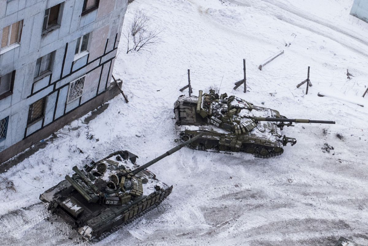 As Ukraine violence continues, Ottawa considers sending troops