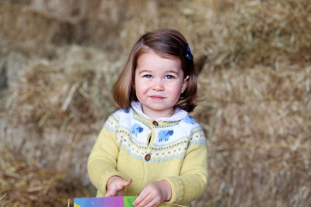 5 things to know as Princess Charlotte turns 2