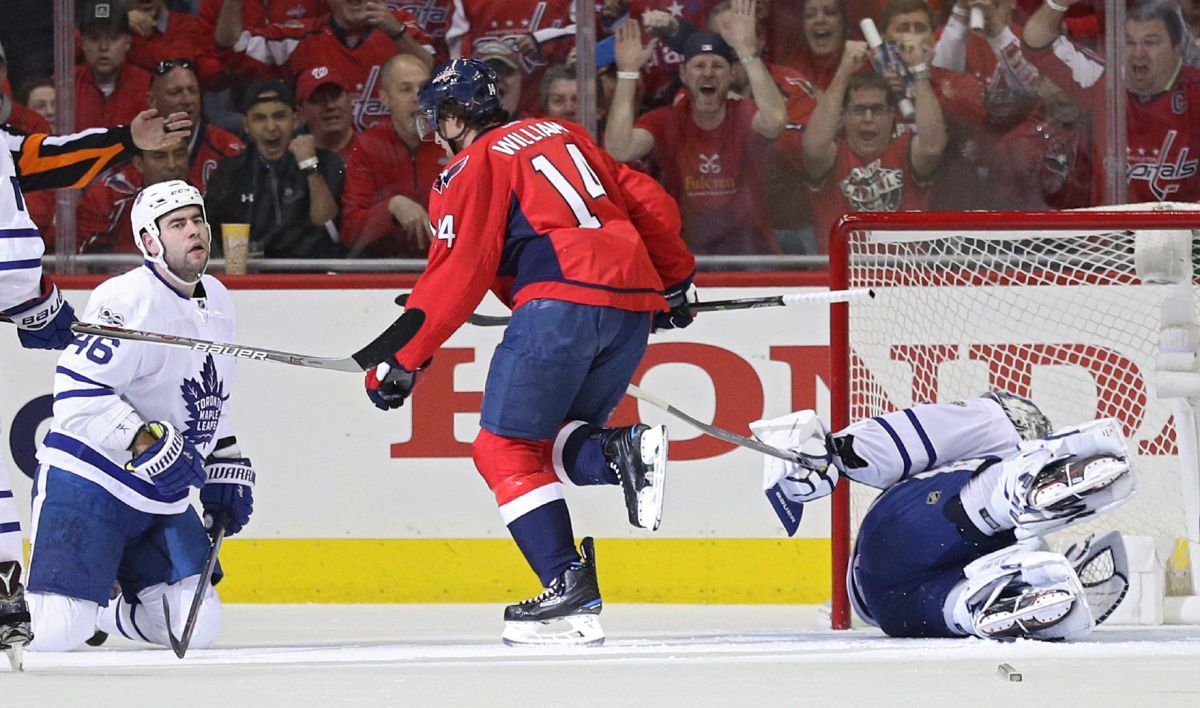 Maple Leafs drop opener to Capitals in OT