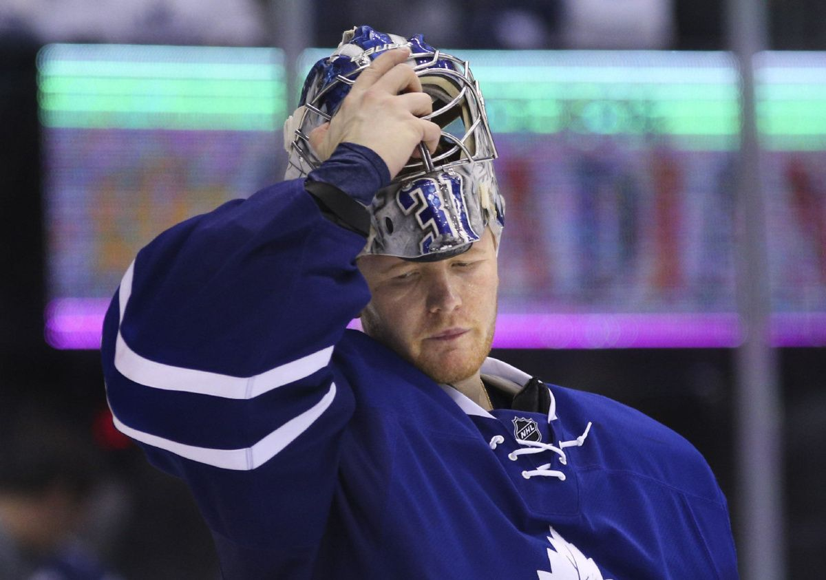 Maple Leafs fall to Capitals in Game 4 showdown