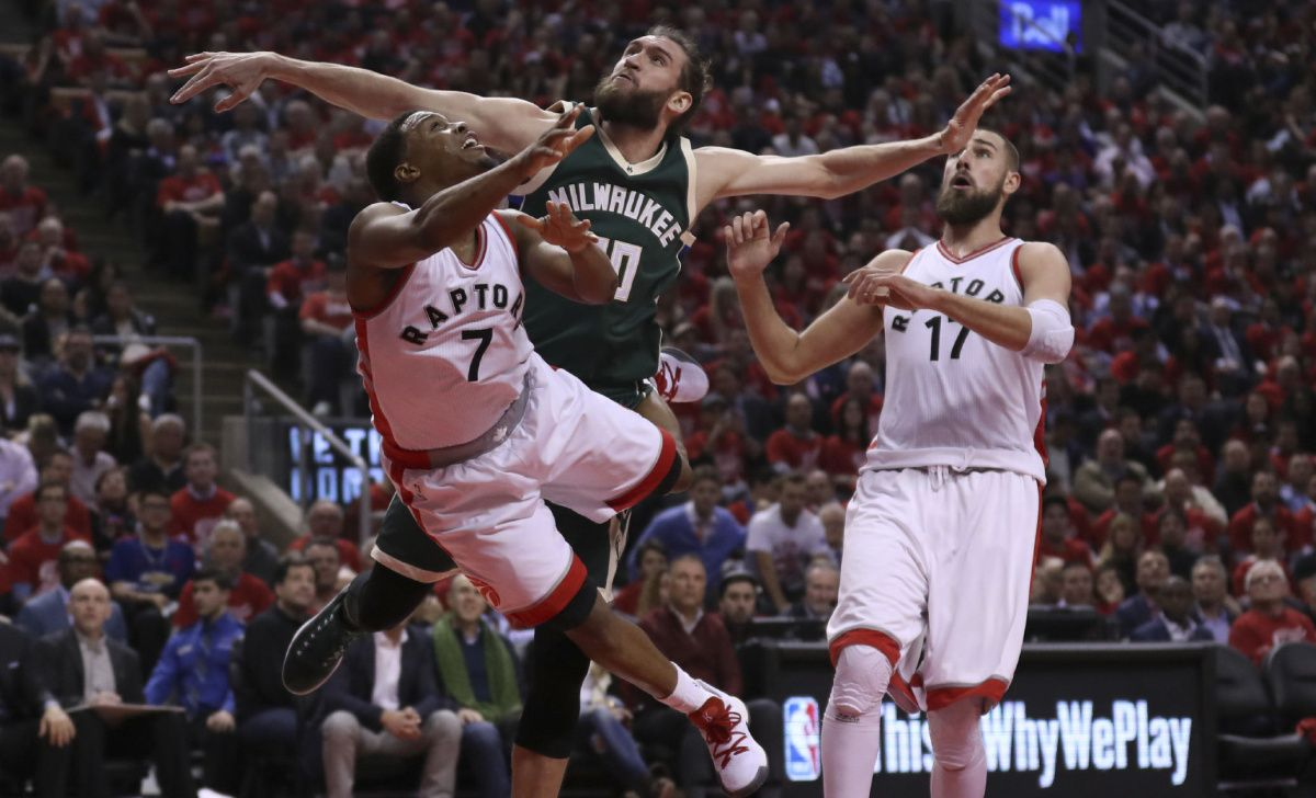 Raptors have just enough to buck the Bucks: Arthur
