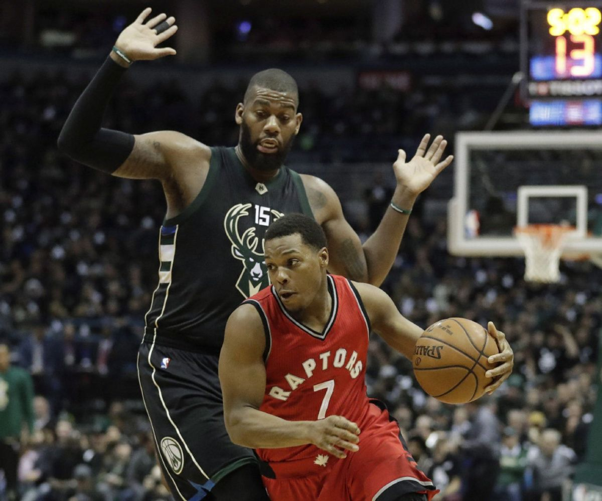 LIVE: Raptors takes lead over Bucks going into fourth quarter