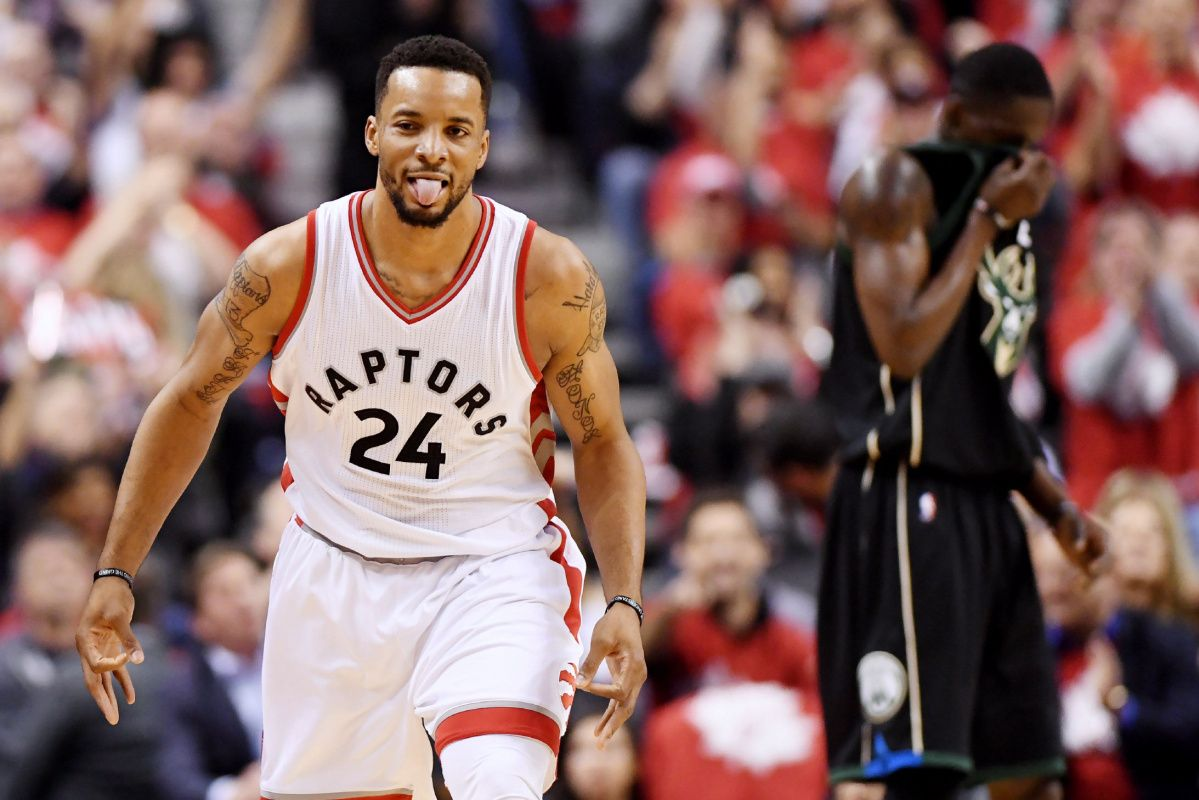 Better Raptors revert to the Norm: Arthur