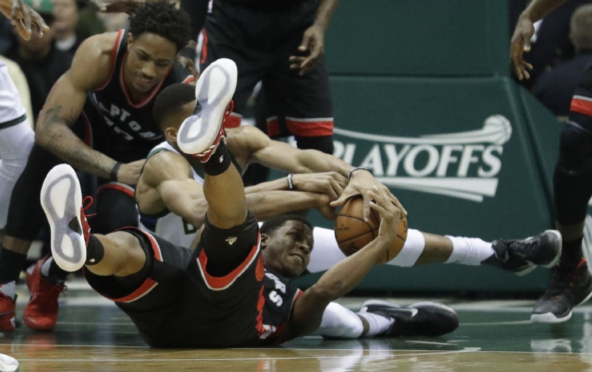 Raptors advance to semifinal after Game 6 win against Bucks