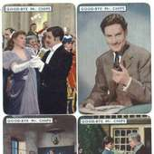 : Robert Donat, Greer Garson, Terry Kilburn, John Mills, Paul Henreid