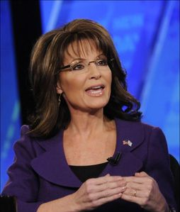 Sarah Palin signed to deliver commentary on Fox in January 2010
