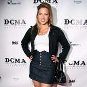 Miriam McDonald At DCMA Collective Flagship Store Grand Opening