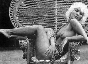 "This was the ""Paula Yates, naked"" pic - Original Former Naval Person"