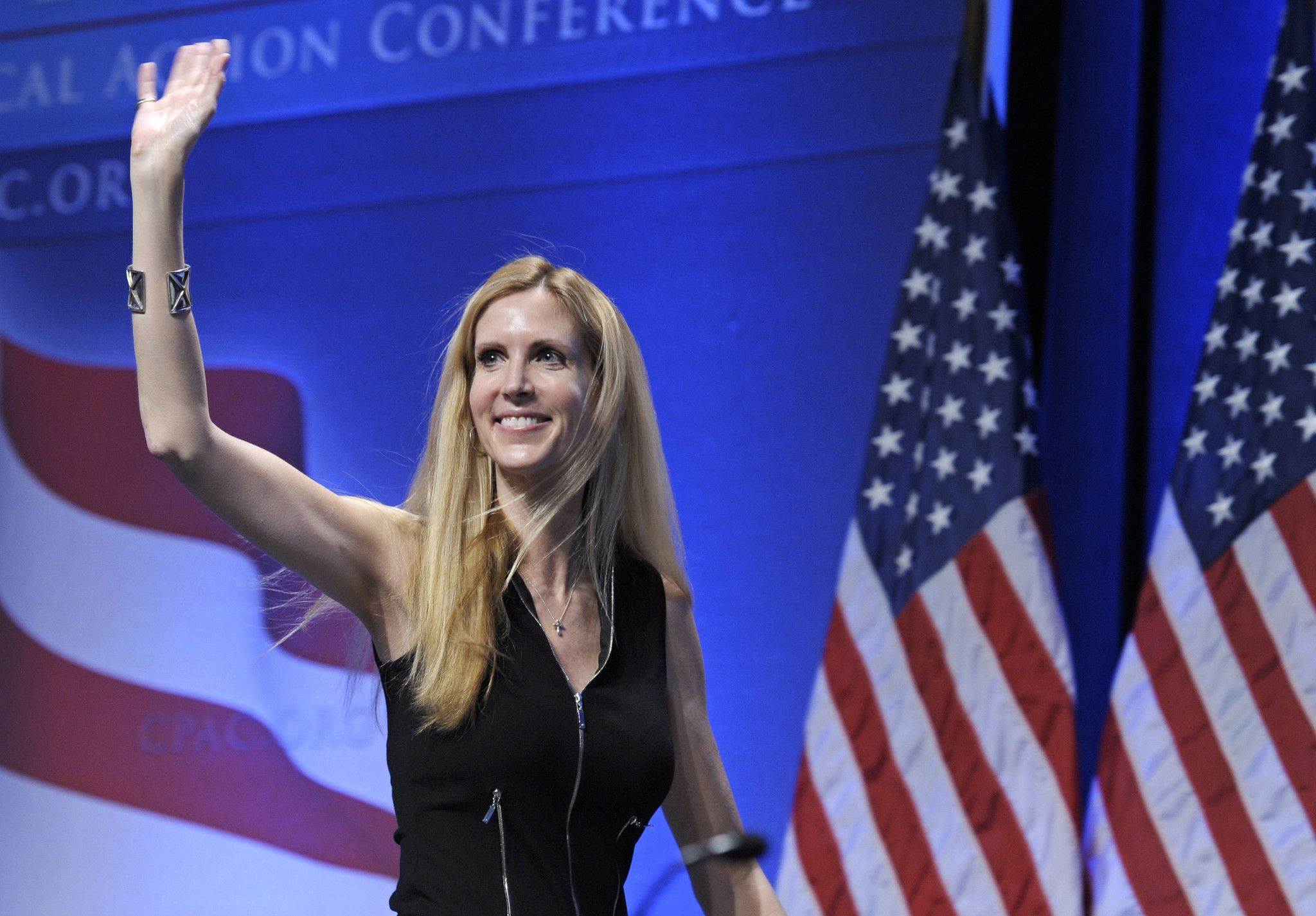 UC Berkeley reverses decision to cancel Ann Coulter visit