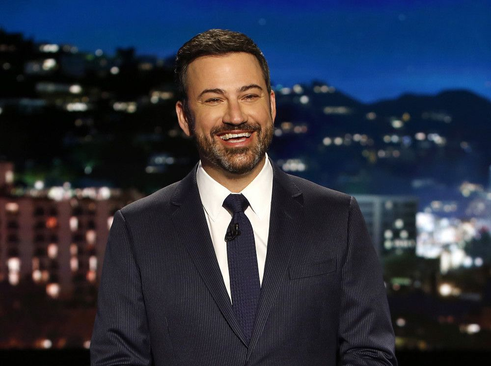 After his son is born with heart condition, Jimmy Kimmel calls for healthcare bickering to end - Los Angeles Times