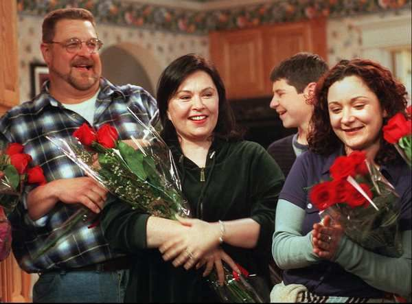 'Roseanne' returning to ABC for eight-episode run in 2018 - Los Angeles Times