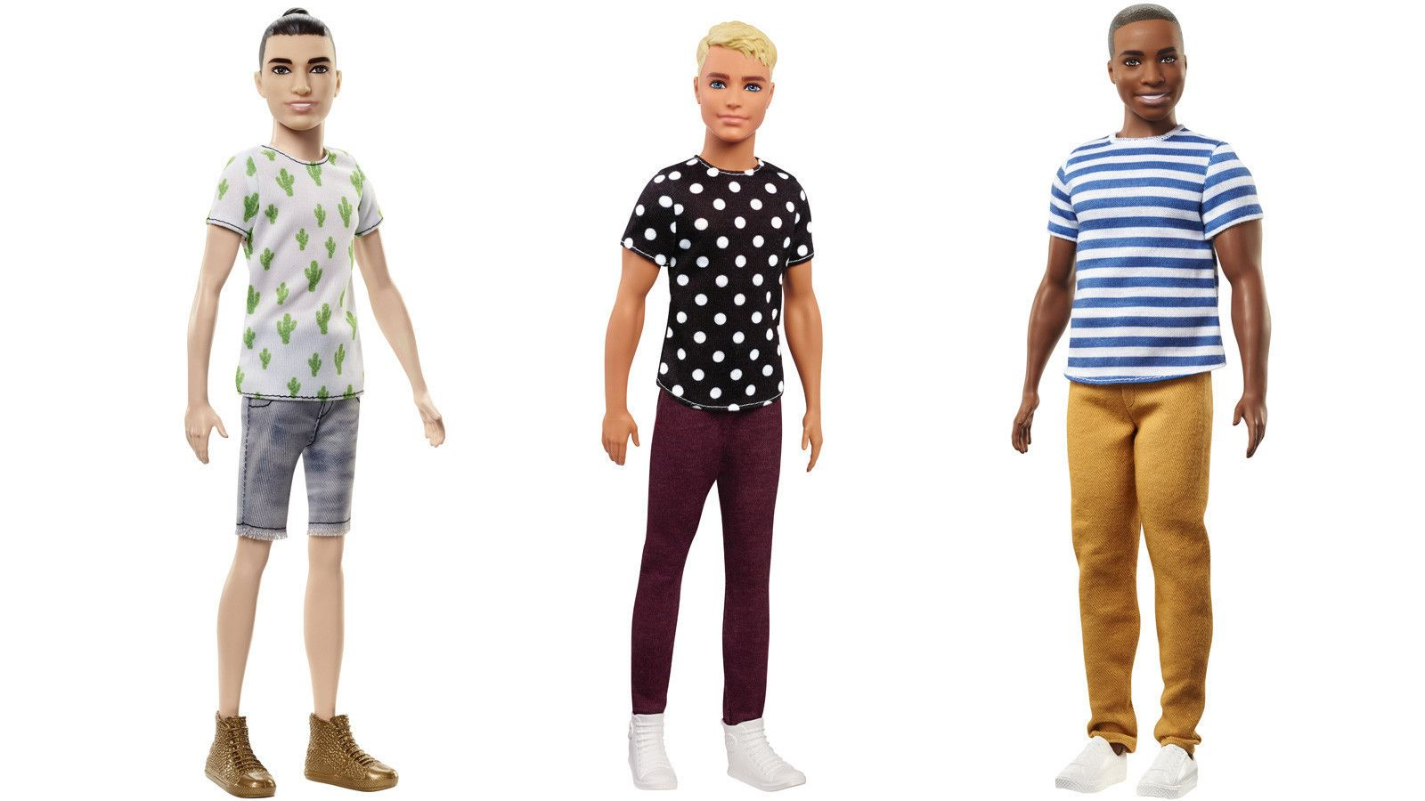 Barbie, are you ready for man-bun or Dad-bod Ken?