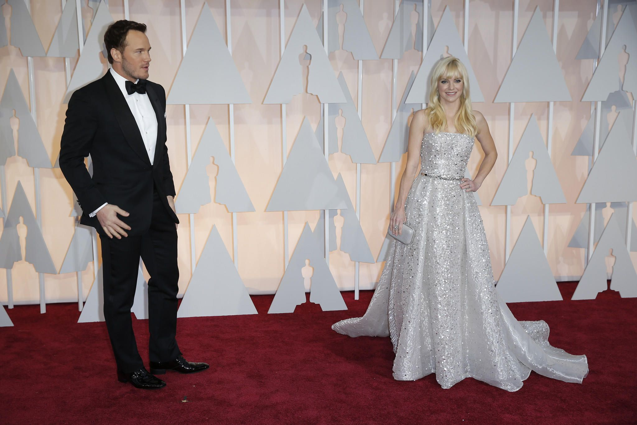 Chris Pratt and Anna Faris announce they're separating - Los Angeles Times
