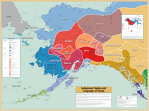 Alaska Native Language Archive | Map