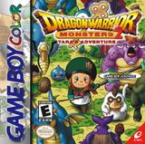 Dragon Warrior Monsters 2  Tara's Adventure (Front)