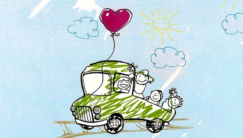 Το φορτηγάκι της αγάπης