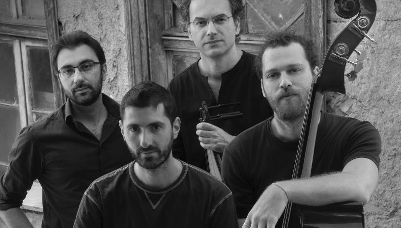Socratis Sinopoulos Quartet
