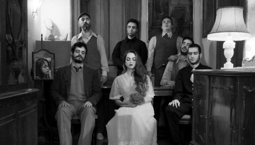 Ανδριάνα Μπάμπαλη, Quarderinas Quartet