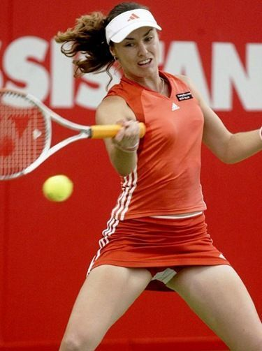 The Hot Of Martina Hingis Photo